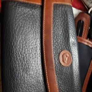 Vintage dooney and burke wallet